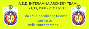 Interamna Archery 33 anni