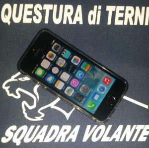 iPhone rubato