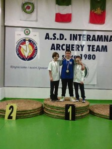 nicolò-celi-interamna-archery-team