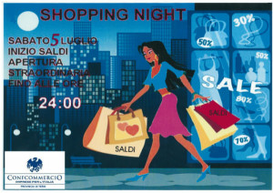 shopping night terni 2014