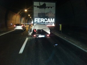 foto incidente E45