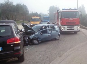 incidente in via Gabelletta