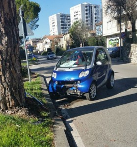 incidente minicar