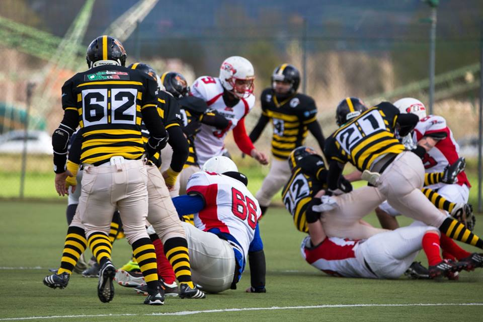 Steelers Terni Football