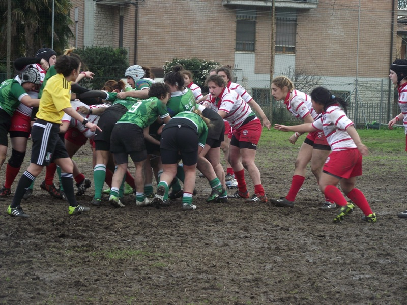 UMbria Rugby Ragazze