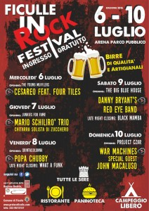 Ficulle in Rock 2016
