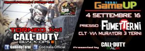 torneo call of duty terni