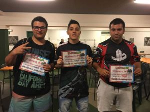 torneo a Terni Call of Duty 3