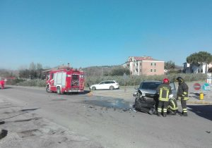 incidente San Gemini