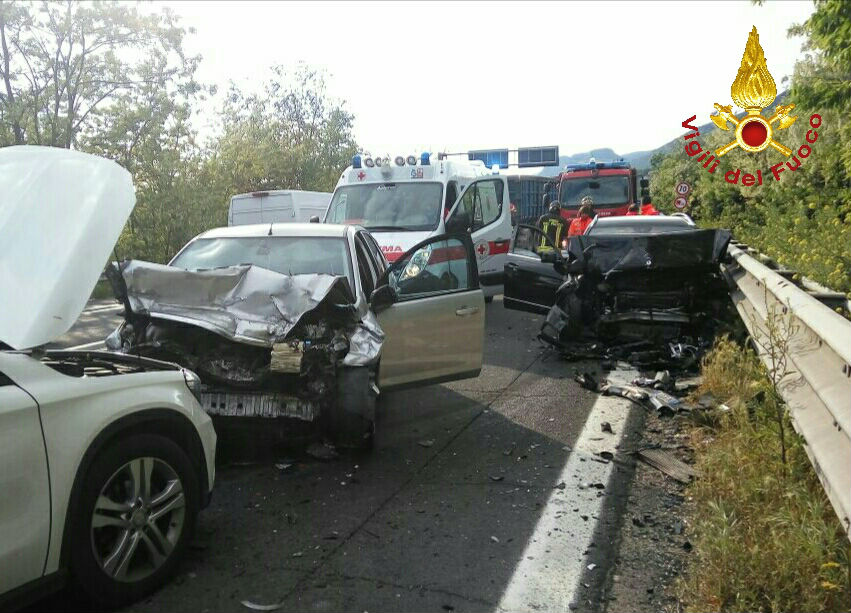 incidente Flaminia San Carlo